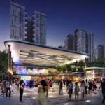 Yishun EC Located at the North of Singapore Near to Yishun MRT Station and Northpoint City Centre